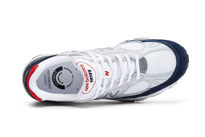New Balance M991 Gwr Made In Uk Top