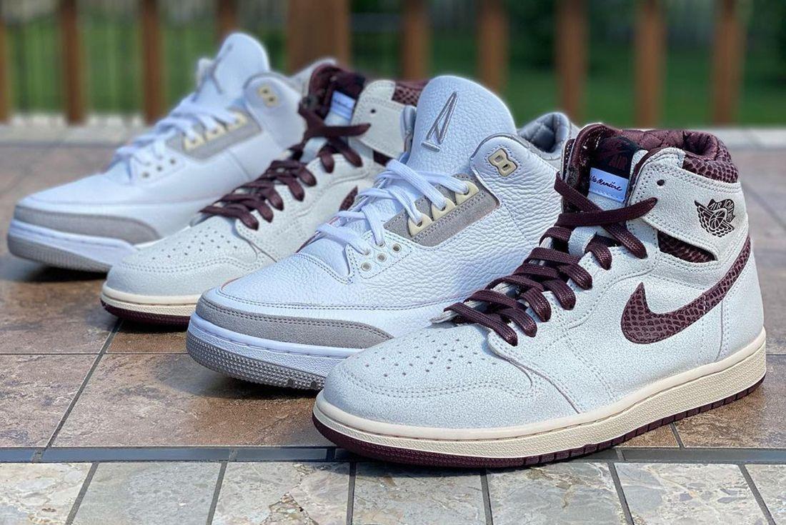 A Ma Maniére x Air Jordan 1