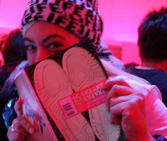 Sydney Yeezy Launch 46