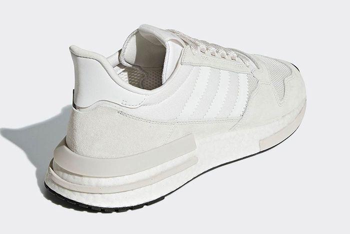 Adidas Zx500 Rm Black White 6