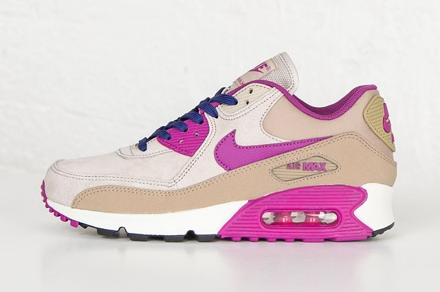 Nike Am90 Dusty Lilac 1