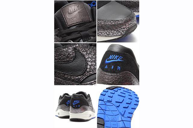 Nike Air Max 1 Hyper Cobalt Safari 3