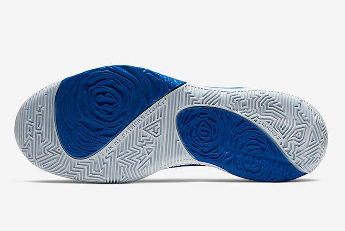 Nike Zoom Freak 1 Greece Sole