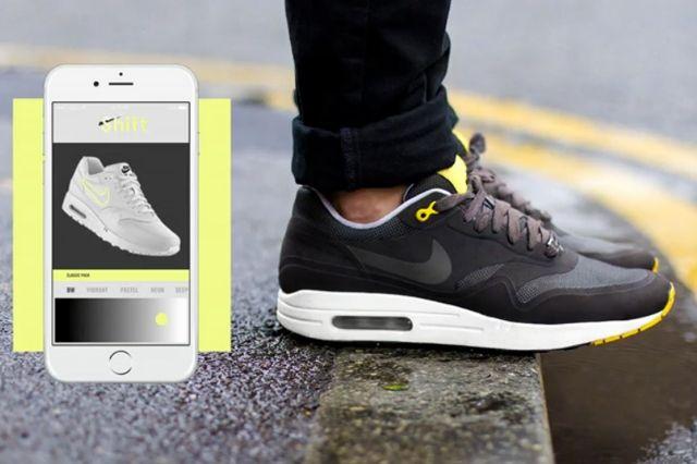Sneaker Shift