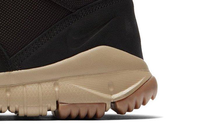Nike Sfb 6 Inch Black Mushroom Small