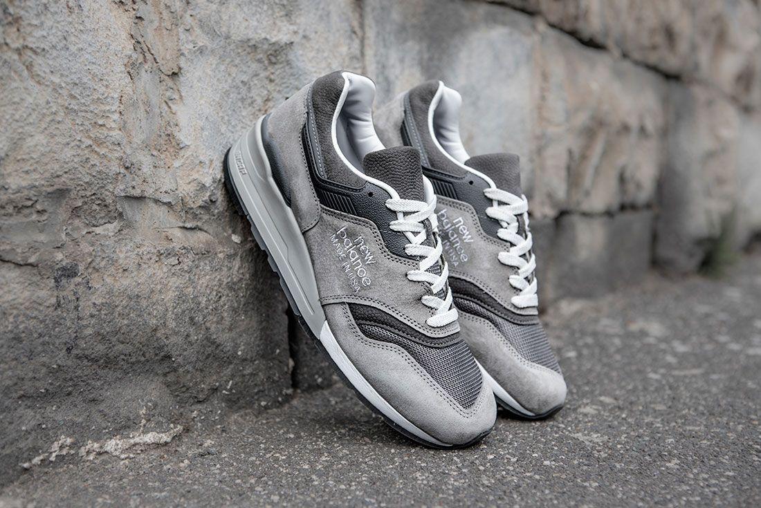 New Balance Grey Day Made 997 997S Sneaker Freaker 23