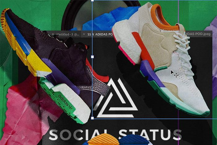 Social Status Adidas Consortium Pod System Black White Release Date Hero