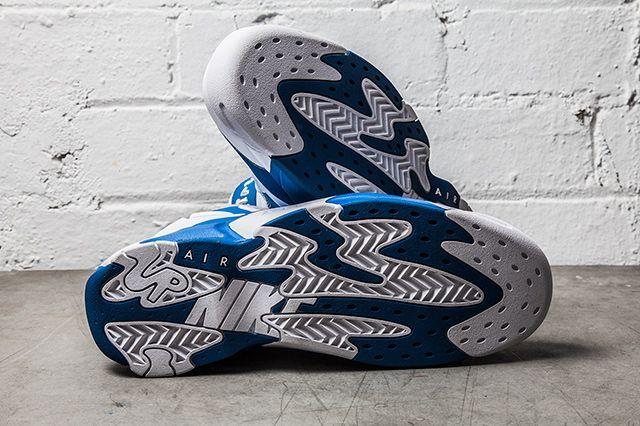 Nike Air Up 14 Military Blue 4