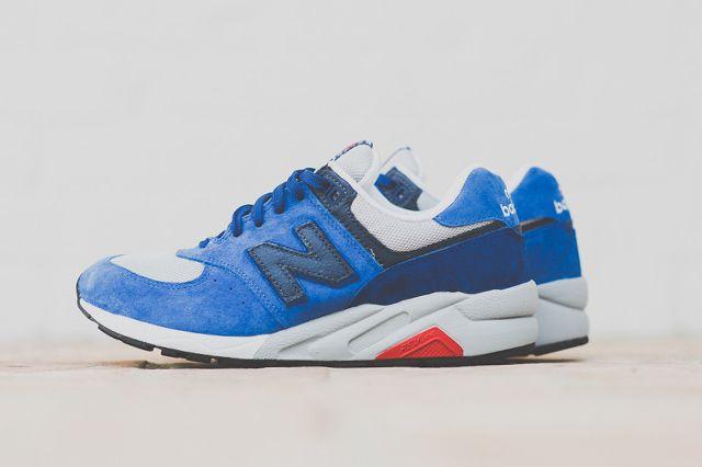 New Balance 572 Bg Blue 5