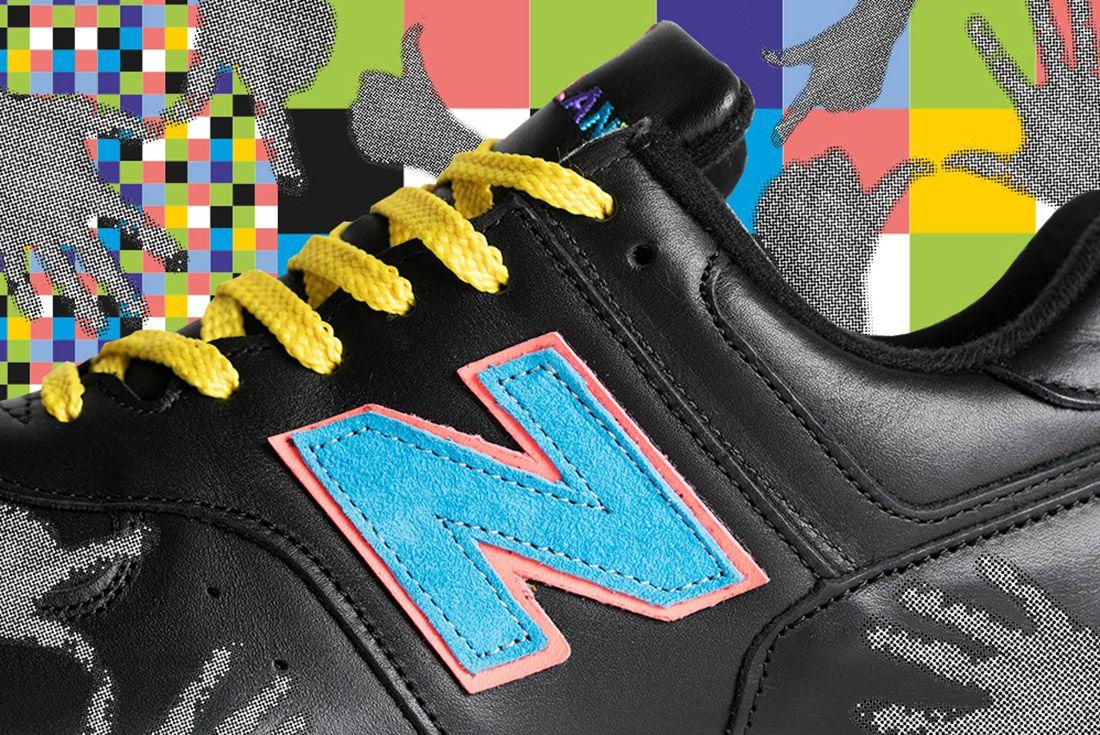 New Balance Footpatrol M576 Fpf Sneaker Freaker 5