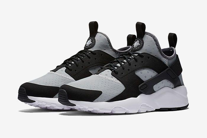 Guerrero pureza Perú  Nike Air Huarache Ultra (Wolf Grey/Black) - Sneaker Freaker