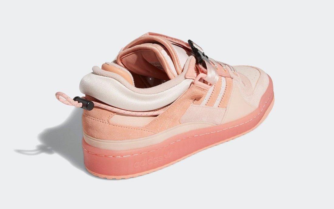 Bad Bunny x adidas Forum Low