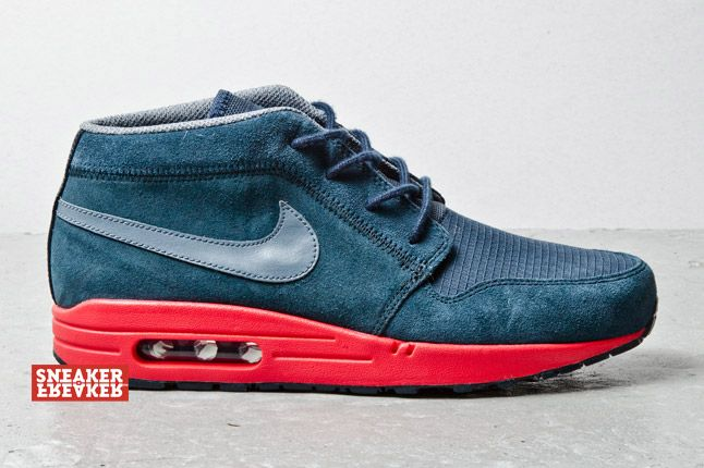 Nike Wardour Max Armory Navy Red 1 1