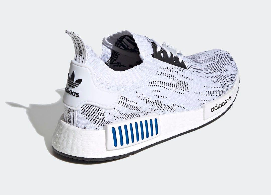 adidas Star Wars NMD R1 Stormtrooper Heel