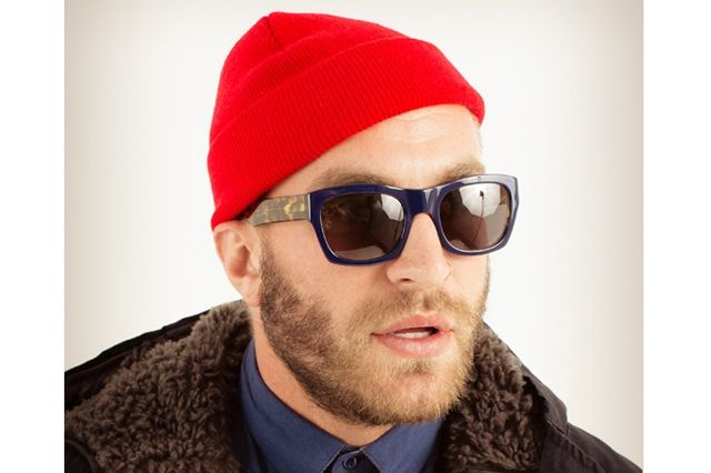 The Hundreds Fall Winter 2013 Eyewear Profile Black Banditz