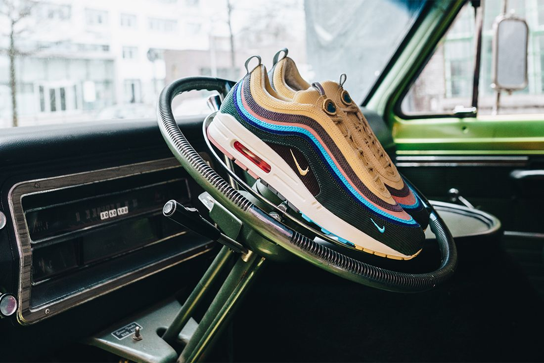 Nike Air Max 971 Sean Wotherspoon Solebox Van 5