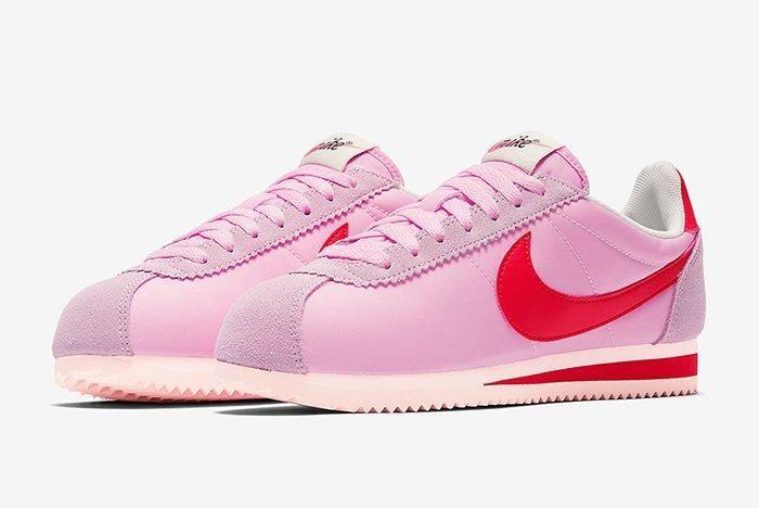 Nike Cortez Rose Pink 1