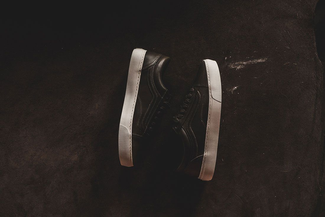 Horween Leather X Vans Vault Collection 7