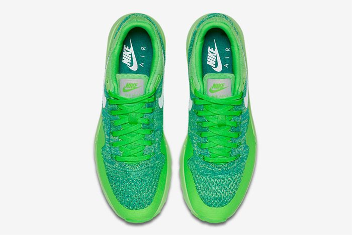 Nike Air Max 1 Ultra Flyknit Green 2