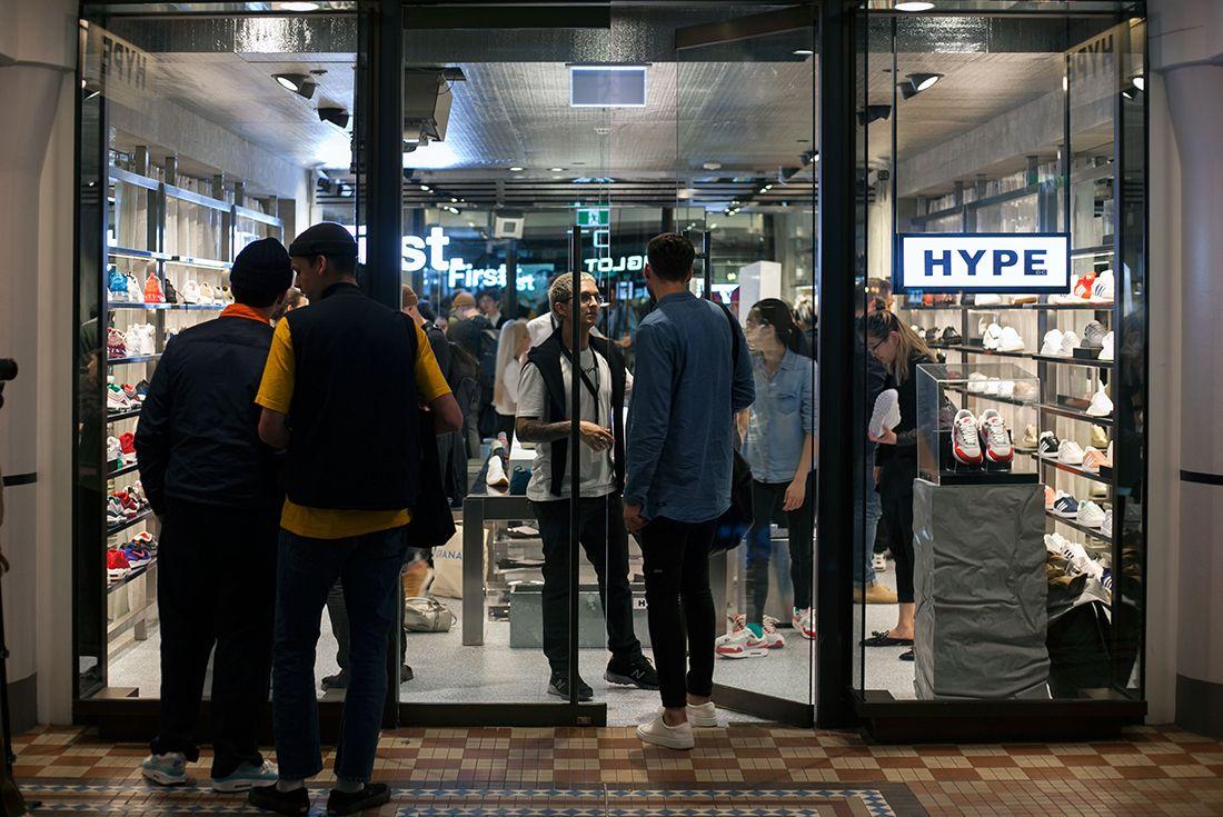 Hype Dc Store Launch Sydney 25
