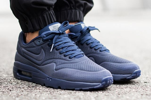 Nike Air Max 1 Ultra Moire Navy 1