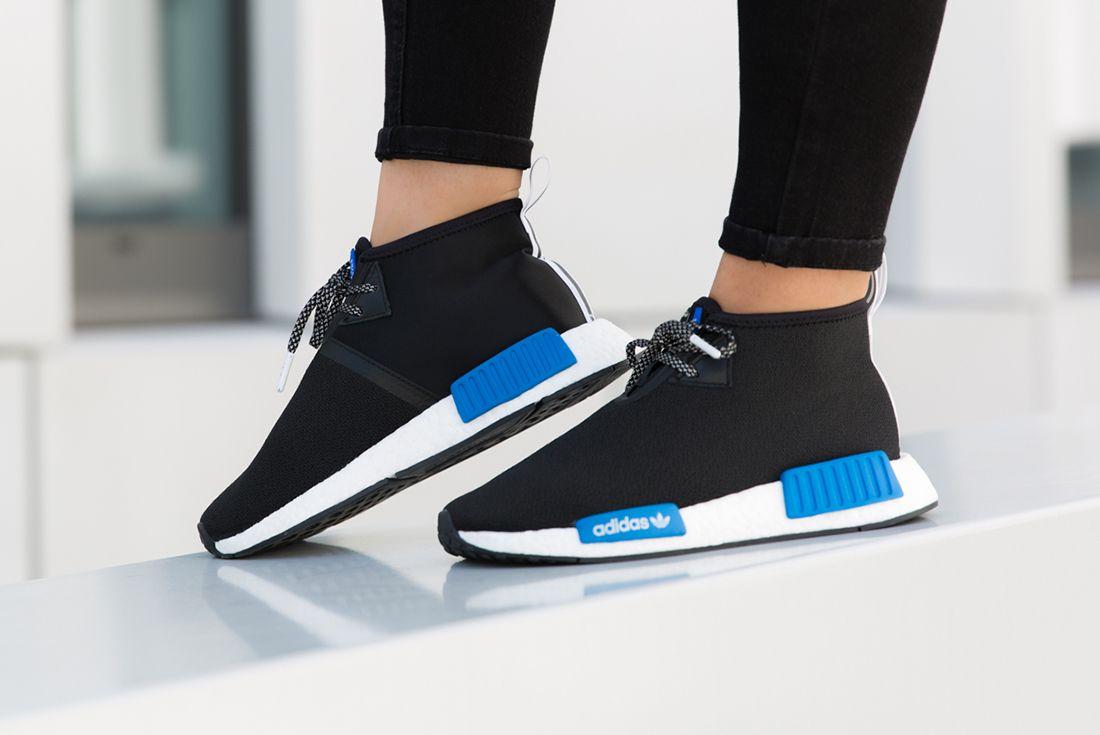 Porter X Adidas Nmd Chukka 1