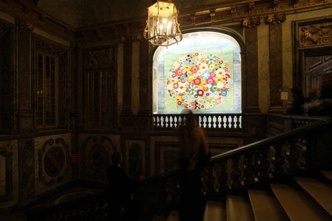 Takashi Murakami Exhibition The Chateau De Versailles Party 2 1