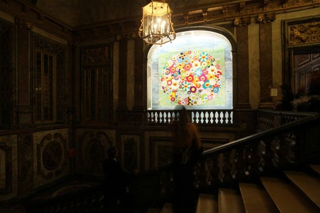 Takashi Murakami Exhibition The Chateau De Versailles Party 2 1