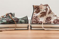 Converse Floral Pack Feature