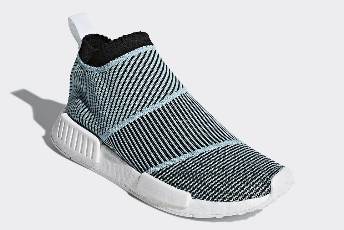 Parley For The Oceans X Adidas Nmd City Sock Ac8597 Sneaker Freaker 2