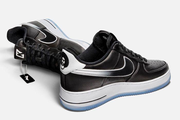 Colin Kaepernick Nike Air Force 1 True To 7 Heel