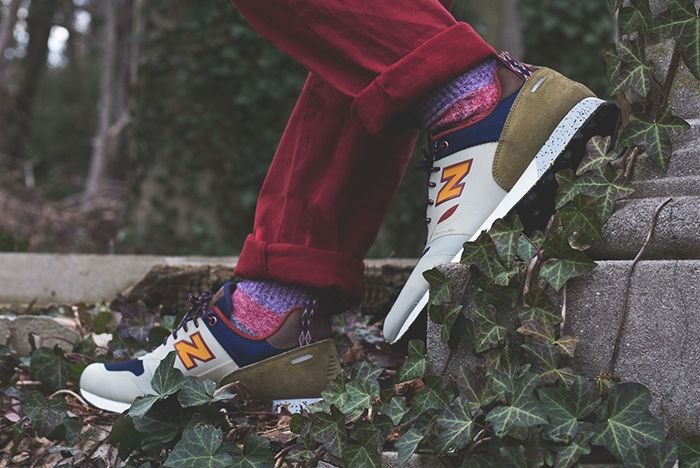 Extra Butter X New Balance Trailbuster Re4