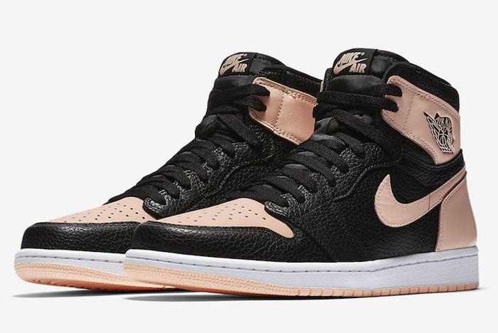 Nike Air Jordan 1 Crimson Tint Left Right