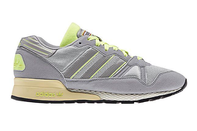 Adidas Originals Zx 710 Grey Green
