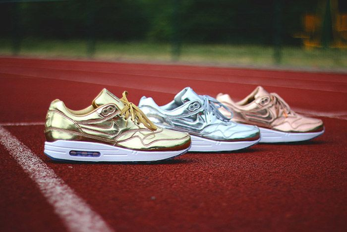Nike Id Air Max 1 Olympic Medals Pack 2