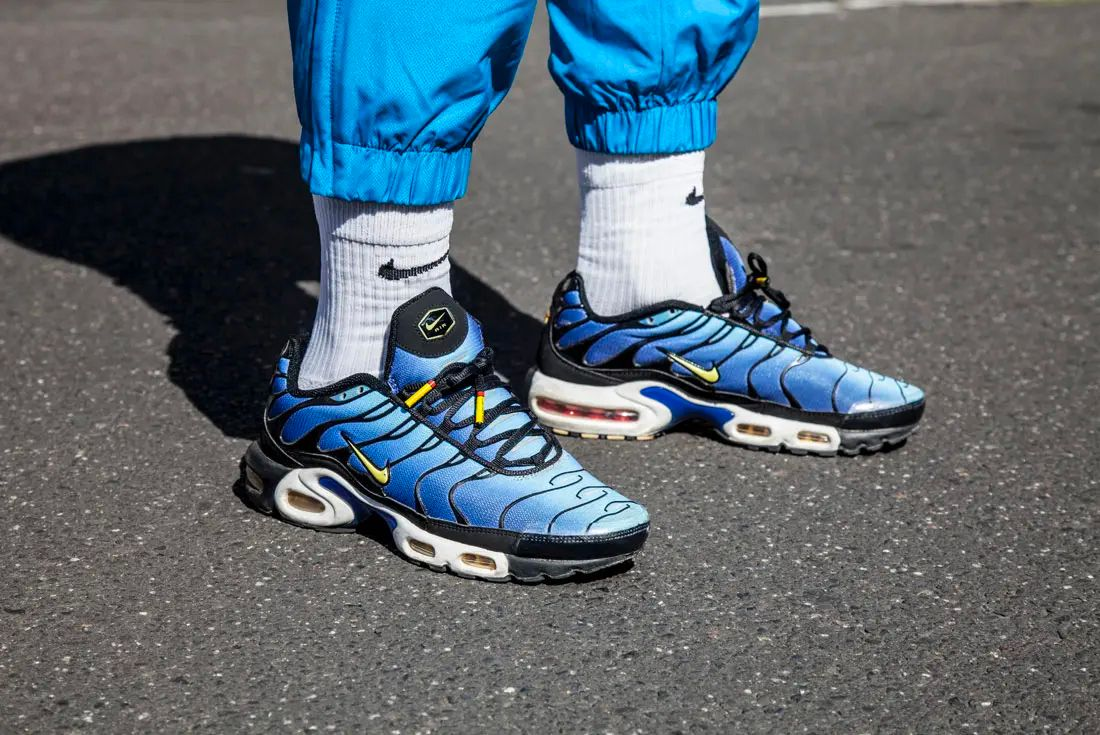 The All-Time Greatest Nike Air Max Plus Releases: Part 1 - Sneaker ...