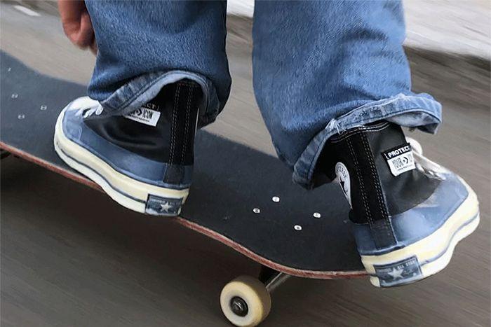 One Block Down Converse Chuck 70 Black Release Date Skateboard