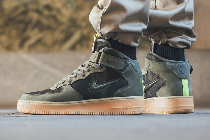 Nike Air Force 1 Mid Jewel France 2