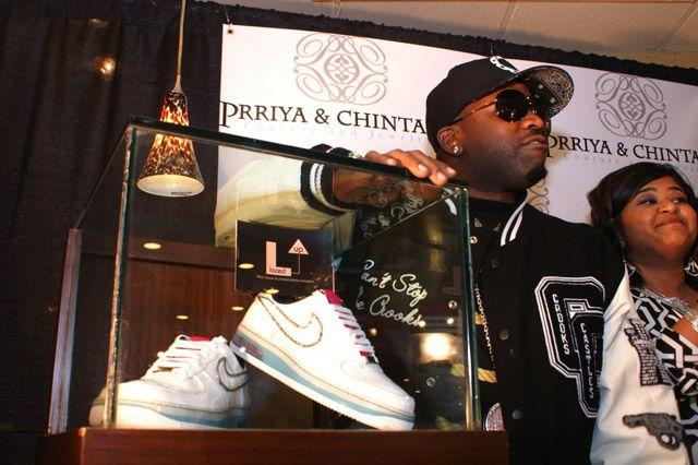 Big Boi Sneakers