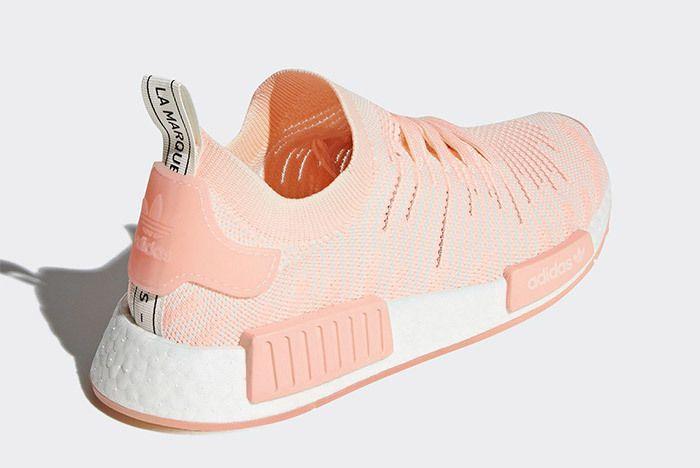 Adidas Nmd R1 Stlt Clear Orange 1