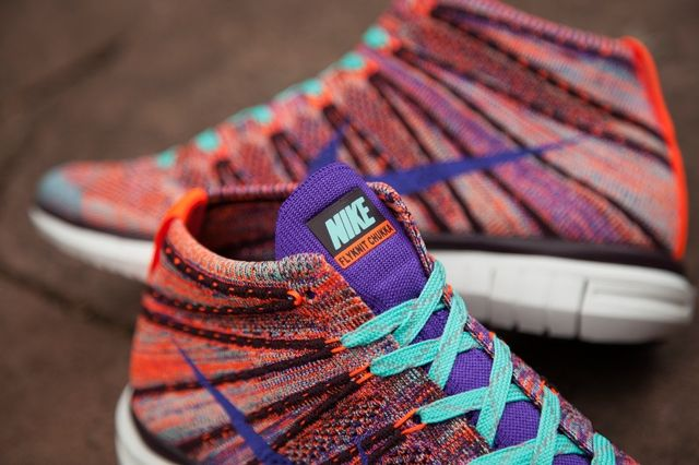Nike Free Flyknit Chukka October Releases 3