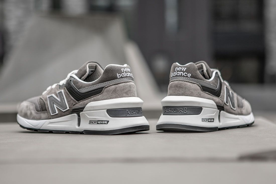 New Balance Grey Day Made 997 997S Sneaker Freaker 11