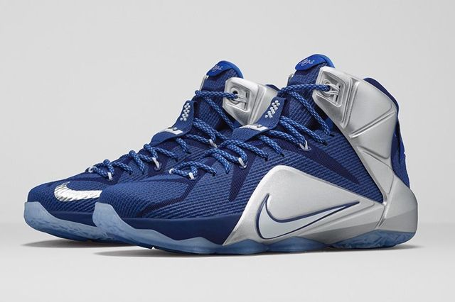 Nike Lebron 12 What If 1