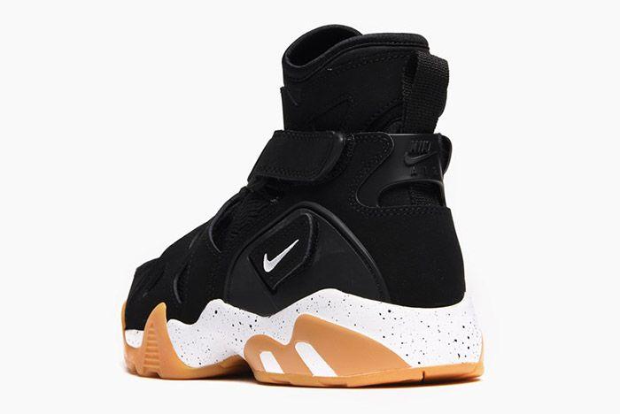 Nike Air Unlimited Black Gum Wmns 4