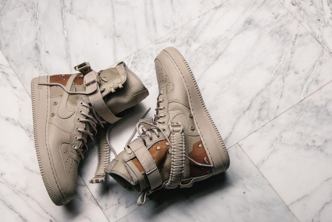 Nike Sf Air Force 1 Desert Camo11