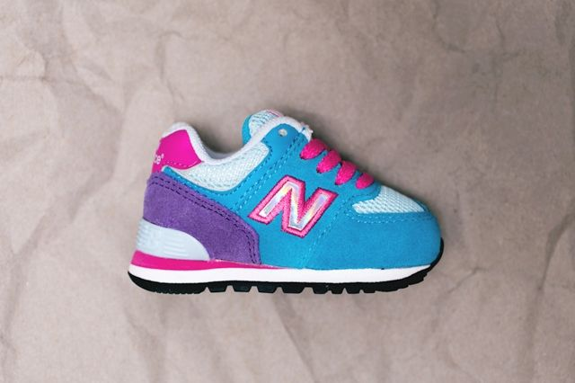 New Balance Toddler 574 Hologram Pack 1