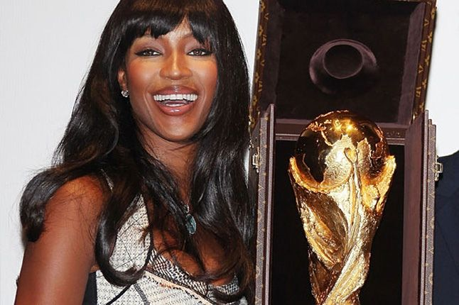 World Cup Louis Vuitton Naomi Campbell 3 1
