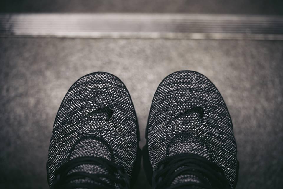 Nike Air Presto Ultra Breathe Black Marled 2