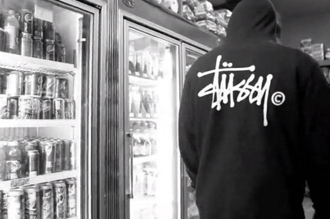 Stussy Bape Iii Collaboration Collection Video 5