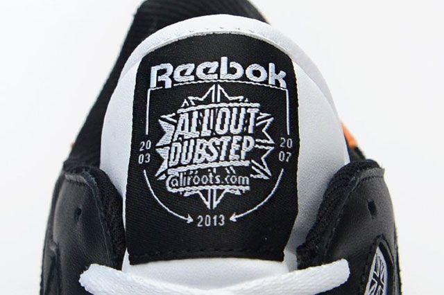 Caliroots X Aod X Reebok Classic Leather Aodxcr Tounge